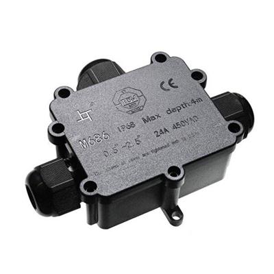 Vodotěsná rozbočovací krabice M686-T IP68