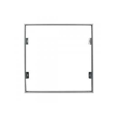 Bílý rám pro LED panely 600x600