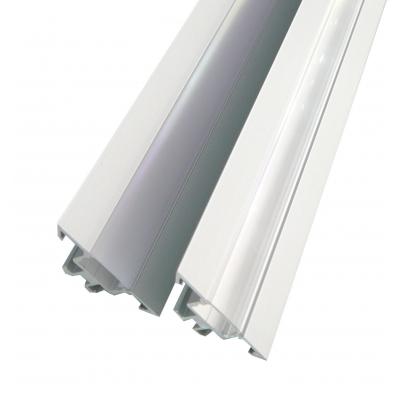Rohový hliníkový LED profil 1