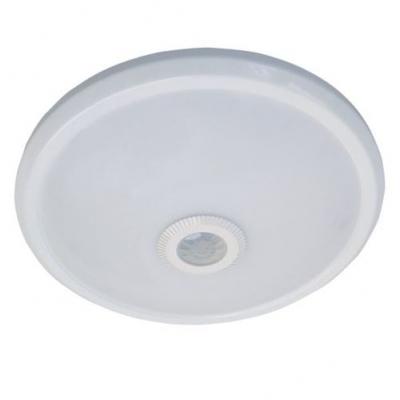 LED stropní svítidlo MANA 20W IP54 s PIR čidlem