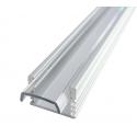 Nástěnný hliníkový LED profil 3