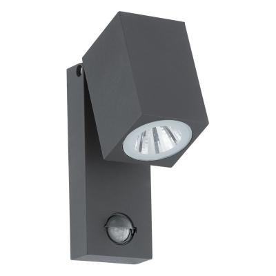 Nástěnné svítidlo SAKEDA se senzorem