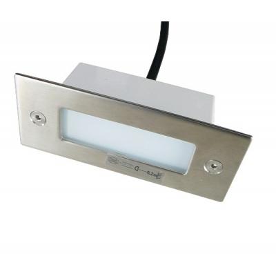 LED vestavné svítidlo 0.6W 240V obdélník
