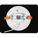 LED variabilní panel 24W VT-625 kulatý