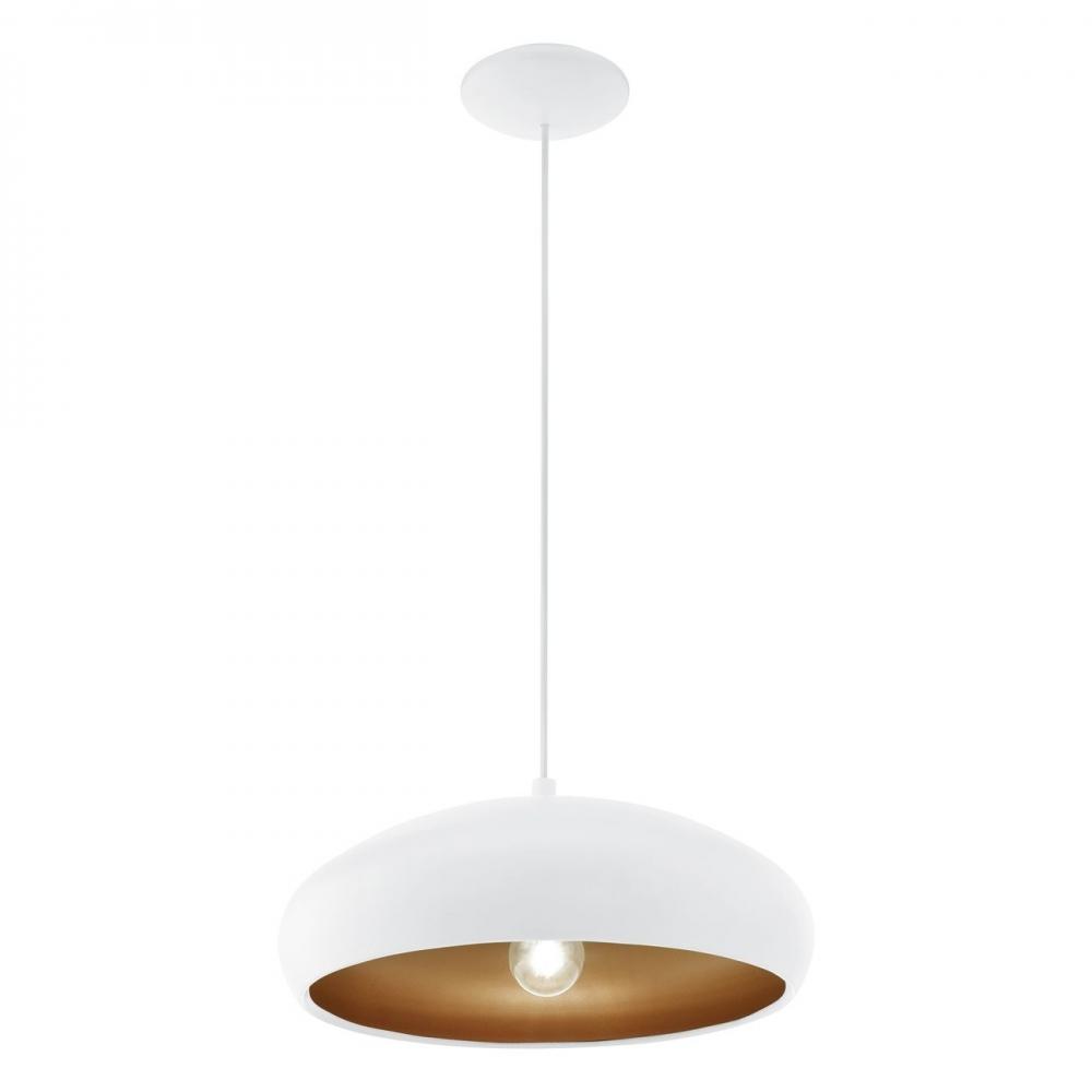 Závěsné svítidlo MOGANO 1 EGLO 94606