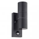 Venkovní nástěnné svítidlo RIGA 5 – EGLO černé