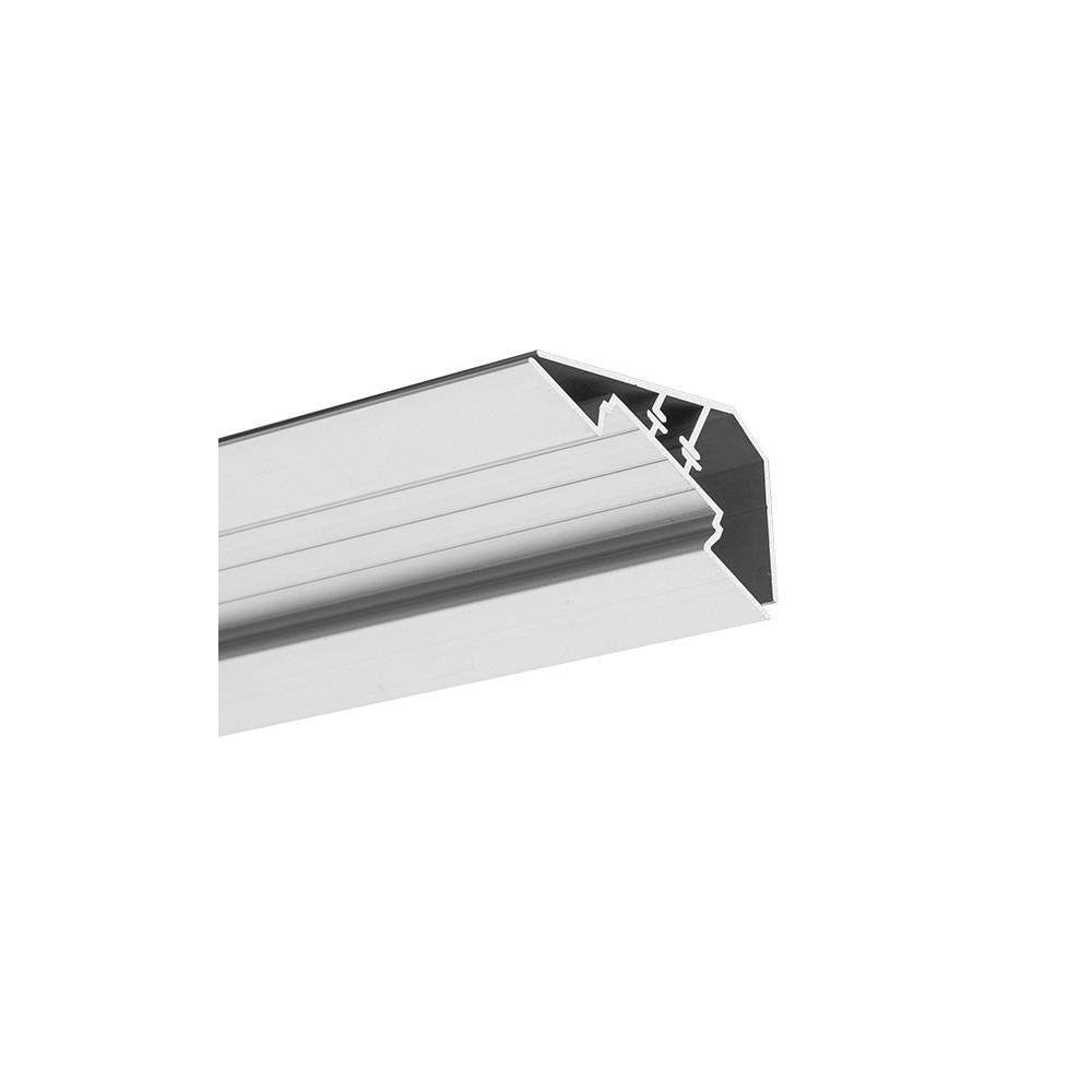 ALU profil LOC-30 anodizovaný Klus