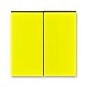 LEVIT žlutá/kouřová černá, 3559H-A00652 64