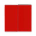 LEVIT červená/kouřová černá, 3559H-A00652 65