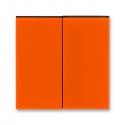 LEVIT oranžová/kouřová černá, 3559H-A00652 66