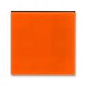 LEVIT oranžová/kouřová černá, 3559H-A00651 66