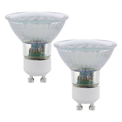 LED žárovka GU10 5W EGLO balení 2ks