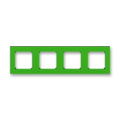 LEVIT zelená / kouřová černá, 3901H-A05040 67