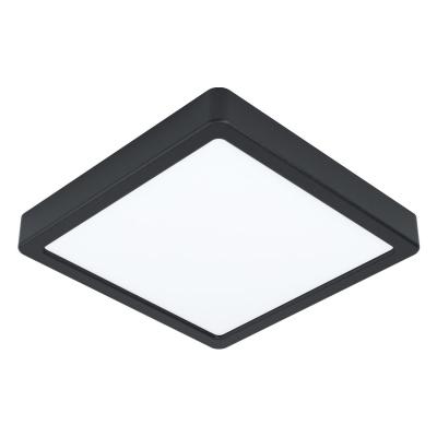 Hranaté stropní svítidlo 16,5W FUEVA 5 EGLO černá