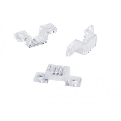 Plastový úchyt LED pásku 230V RGB