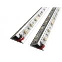 Trojhranný hliníkový LED profil