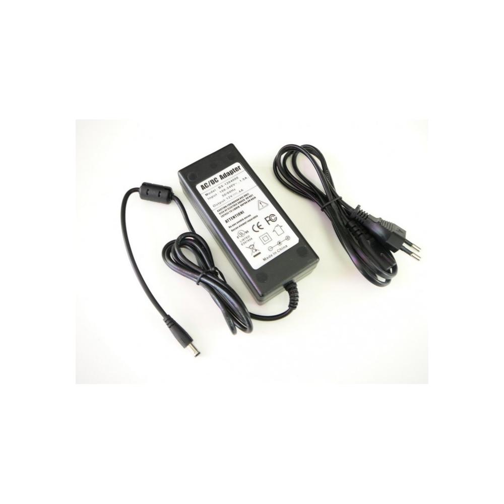 Napájecí zásuvkový zdroj pro LED 48W 12V