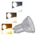 LED žárovka 7,5W IQ-LEDIM GU10 CRI95 stmívatelná