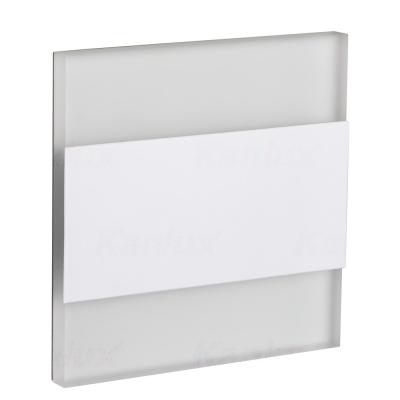 LED schodišťové svítidlo TERRA LED W bílé