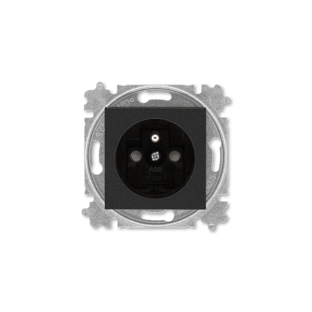 LEVIT M onyx/kouřová černá 5519H-A02357 63