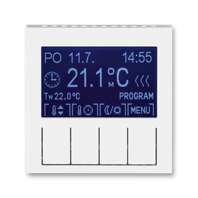 Termostat univerzální programovatelný (ovládací jednotka) LEVIT