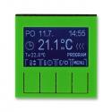 LEVIT zelená/kouřová černá 292H-A10301 67