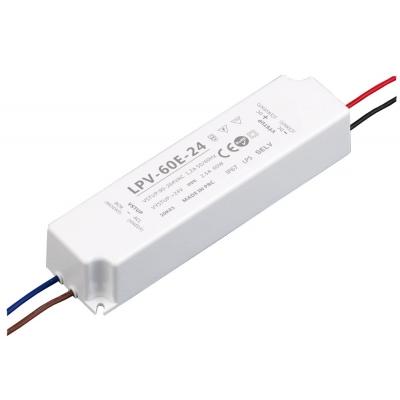 Voděodolný napájecí zdroj LPV 60W 24V