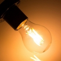 LED žárovka FILAMENT A60 6W E27 - EGLO 11501