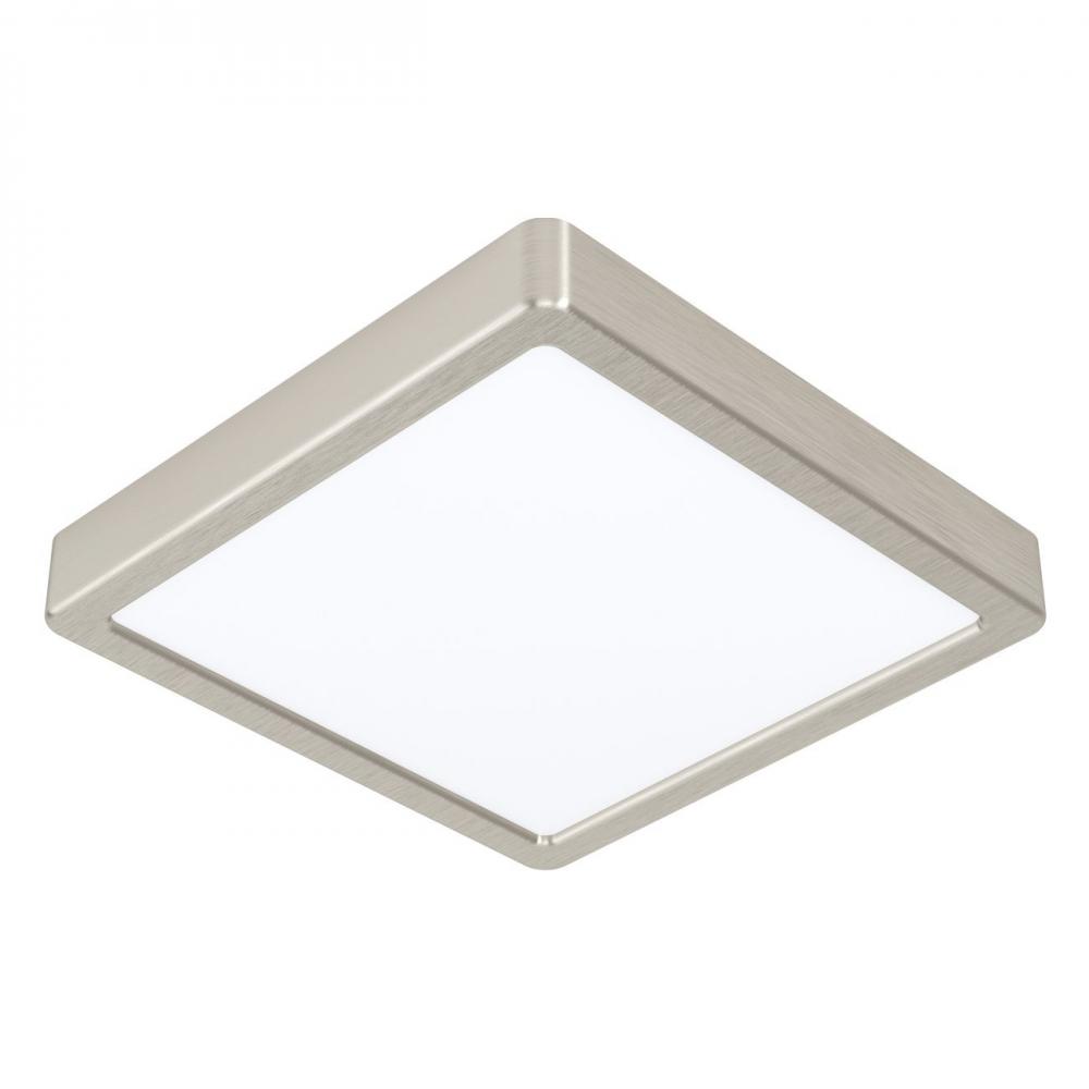 Hranaté stropní svítidlo 16,5W FUEVA 5 EGLO stříbrná
