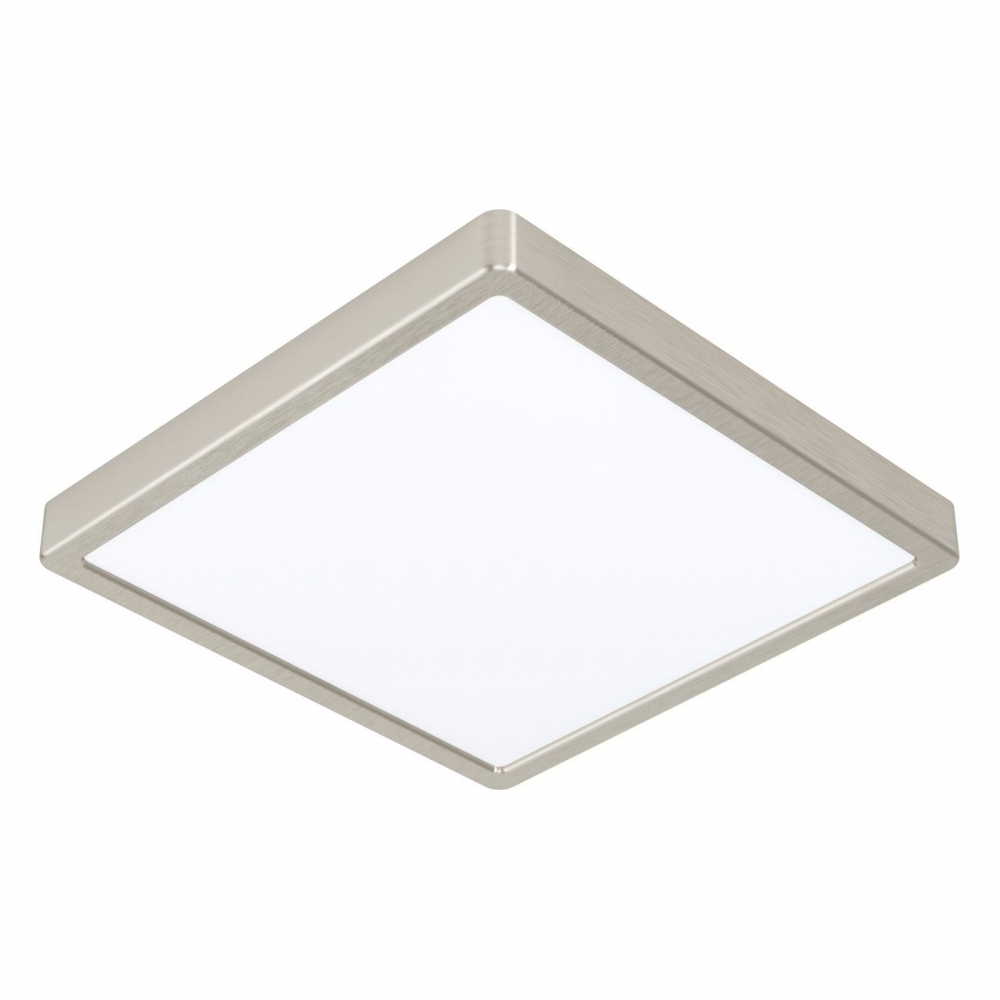 Hranaté stropní svítidlo 20W FUEVA 5 EGLO stříbrná