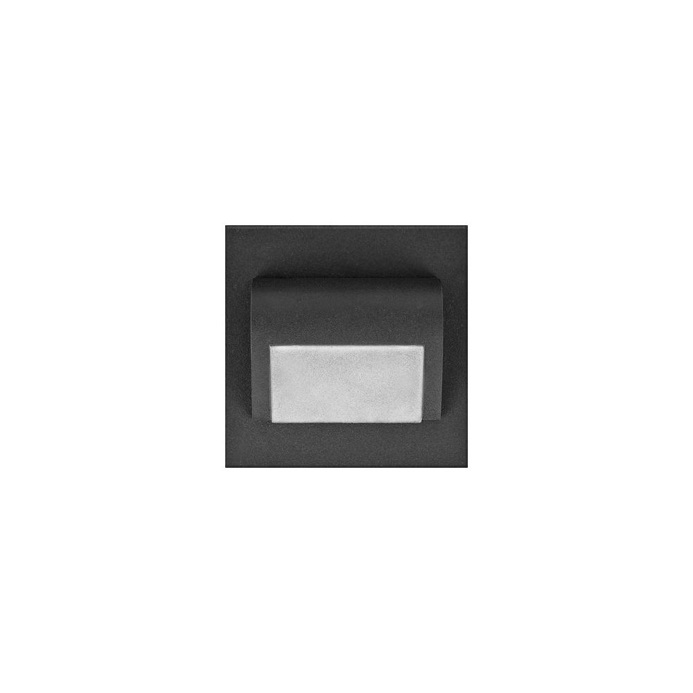 LED schodišťové svítidlo DECORUS 1,2W 12V grafit