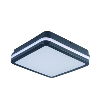 LED stropní svítidlo BENO LED 18W L-GR hranaté
