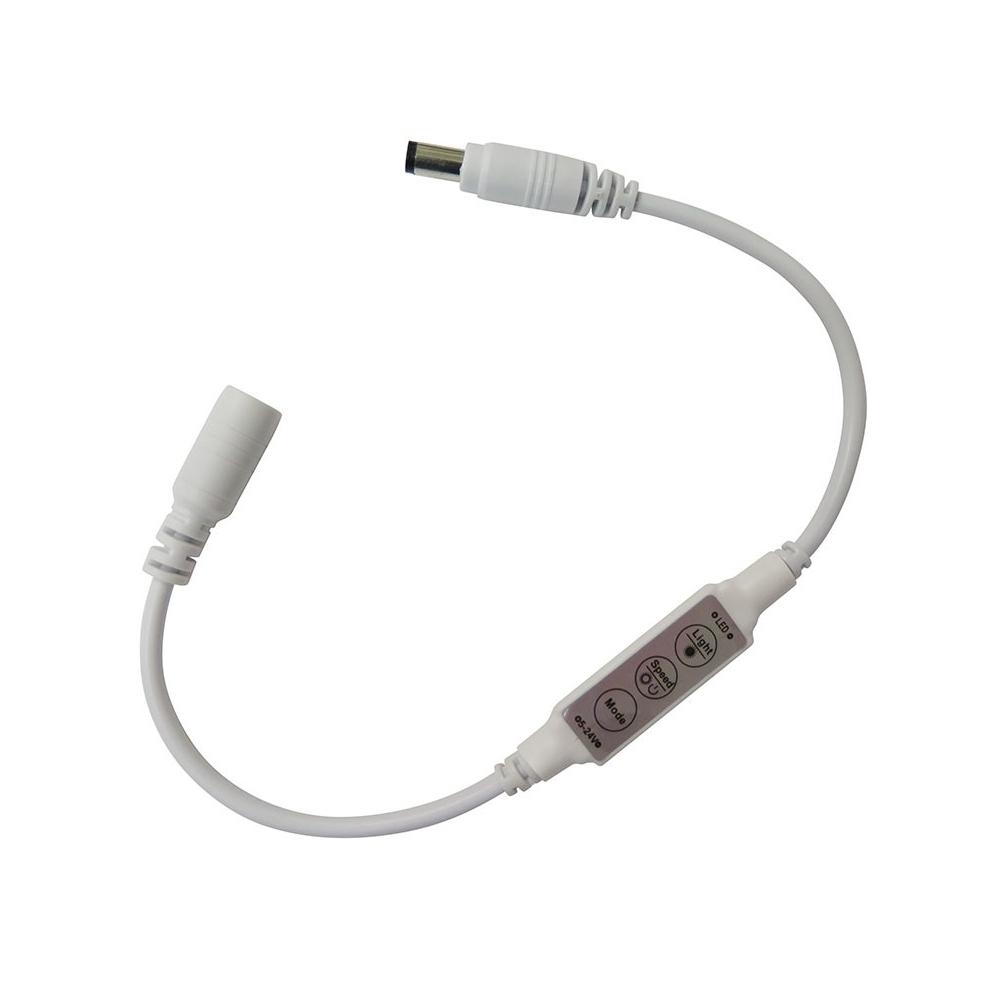 LED jednobarevný mini LEDme ovládač 3 tlačítkový