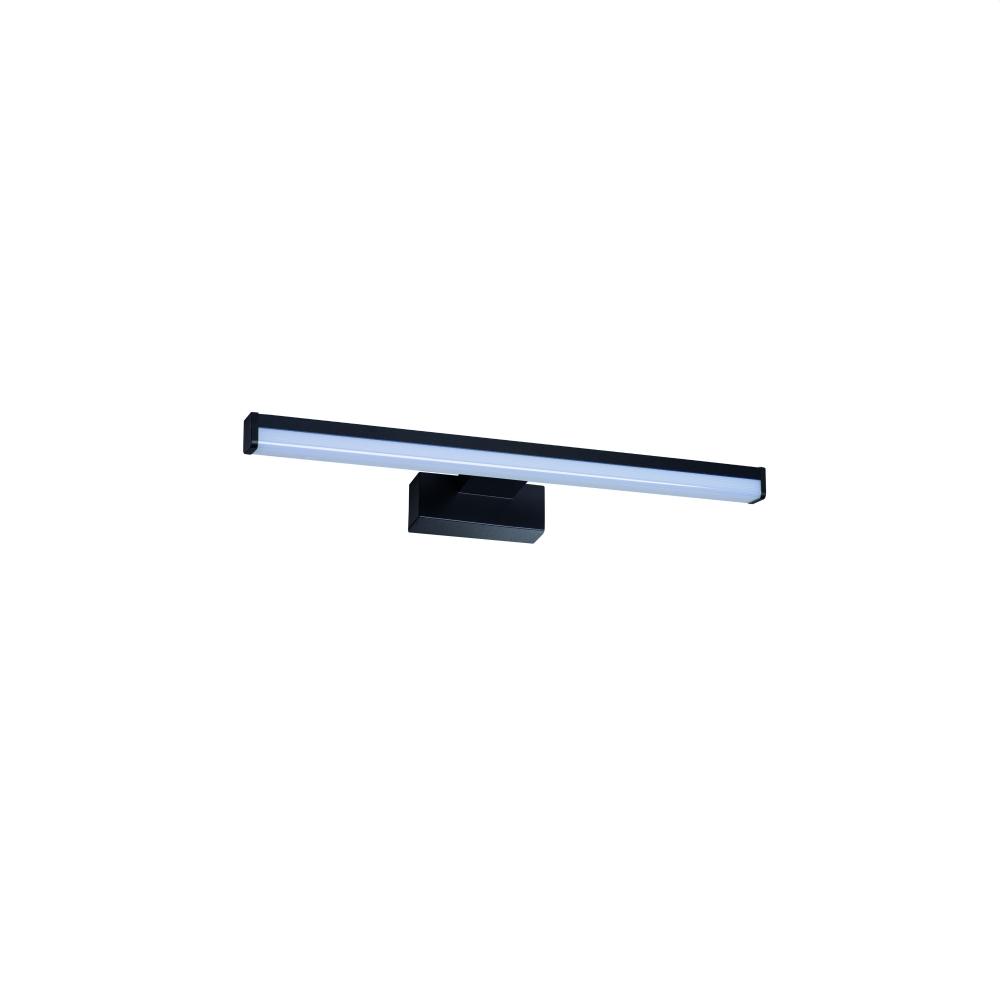 Koupelnové svítidlo ASTEN 8W IP44 černé