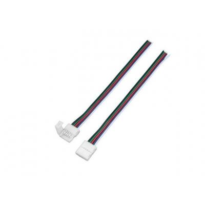 Přípojka 16cm pro RGBW led pásek 10 mm