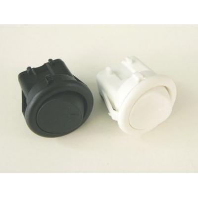 Vypínač kolébkový malý 250V 3A černý nebo bílý
