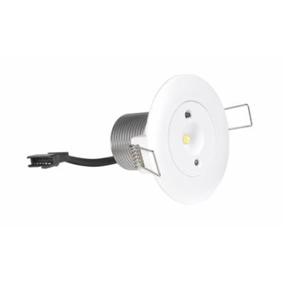 Nouzové LED svítidlo Starlet White 3W SO M/NM MT