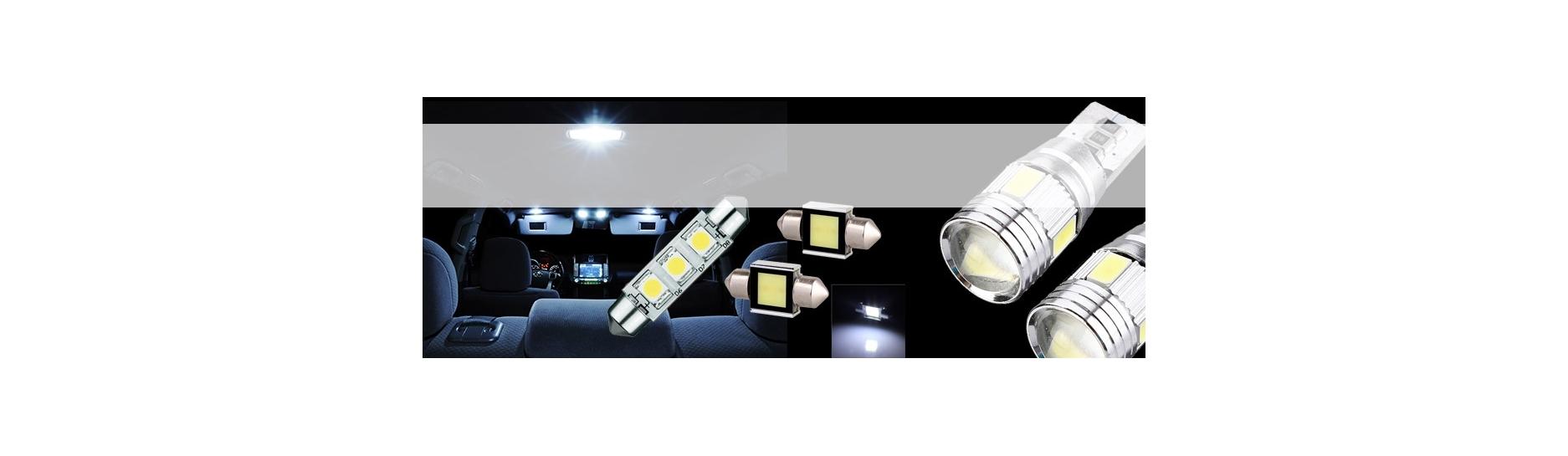 Auto LED žárovky