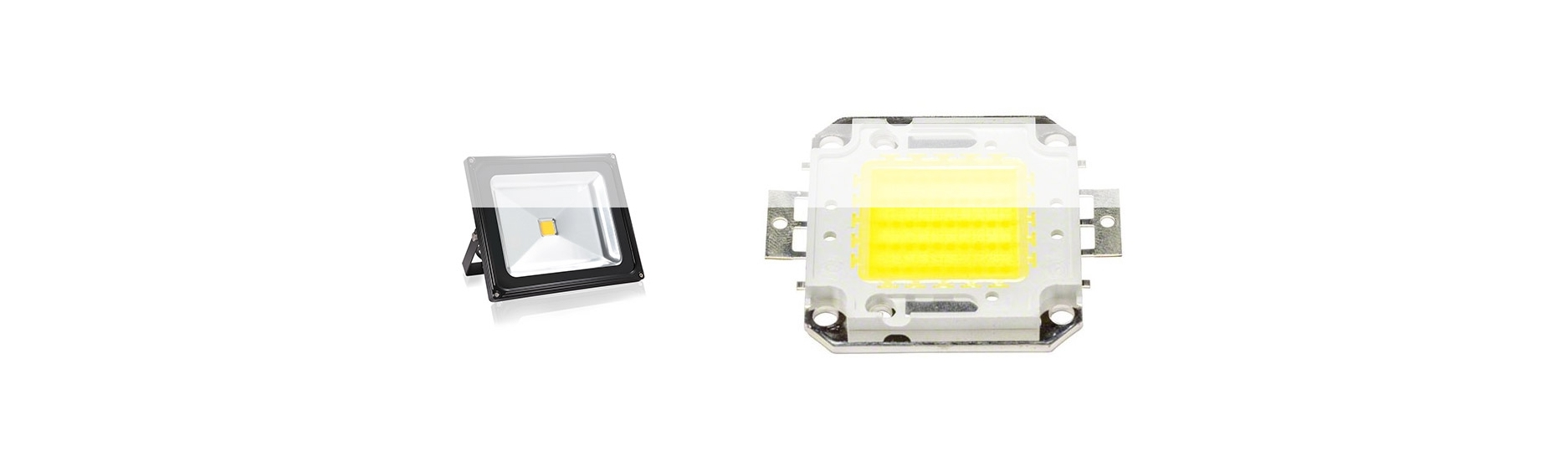 LED čipy