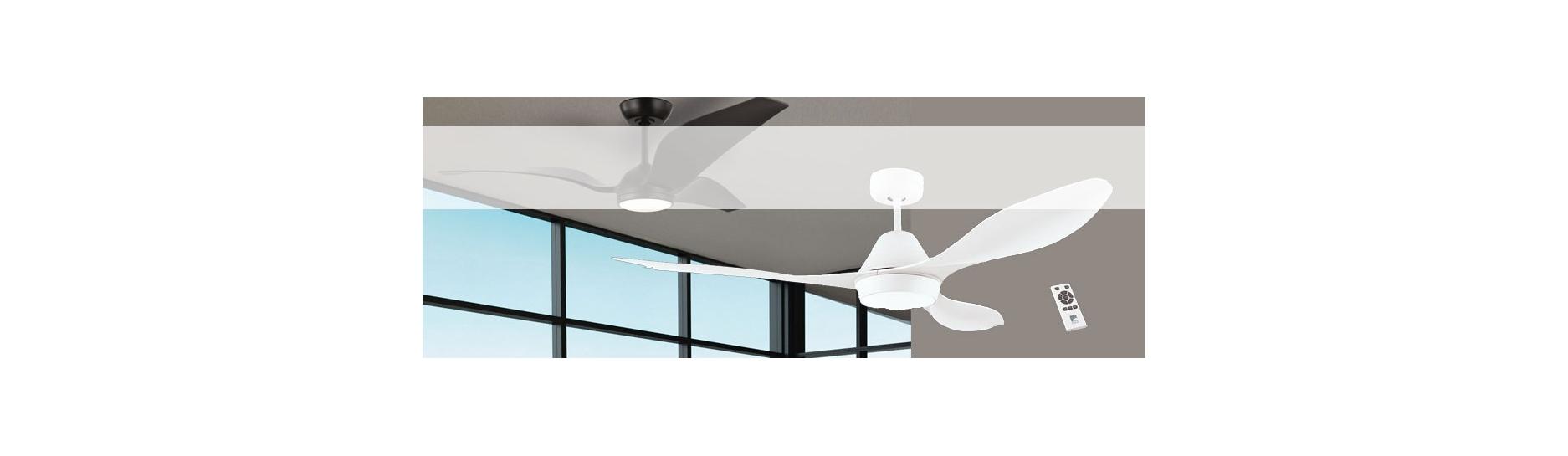 Stropní ventilátory