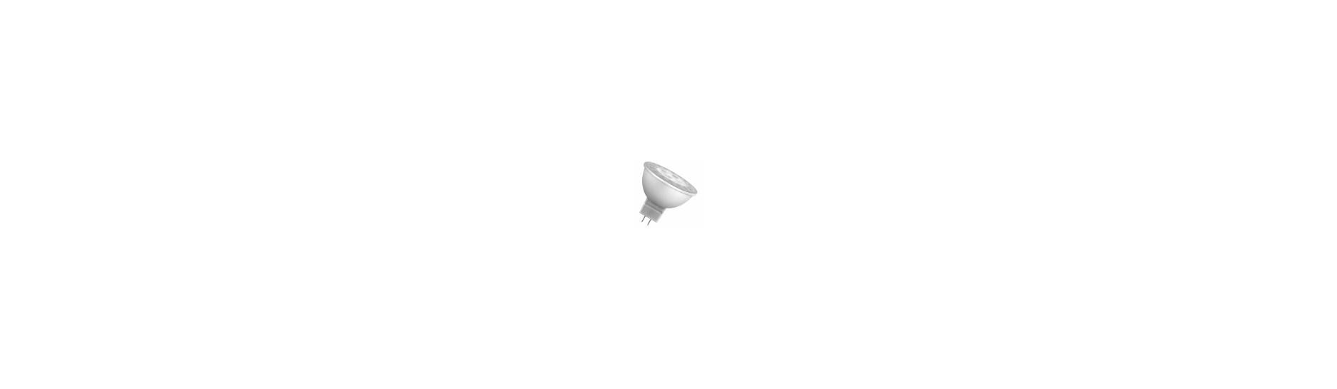 LED žárovky MR16
