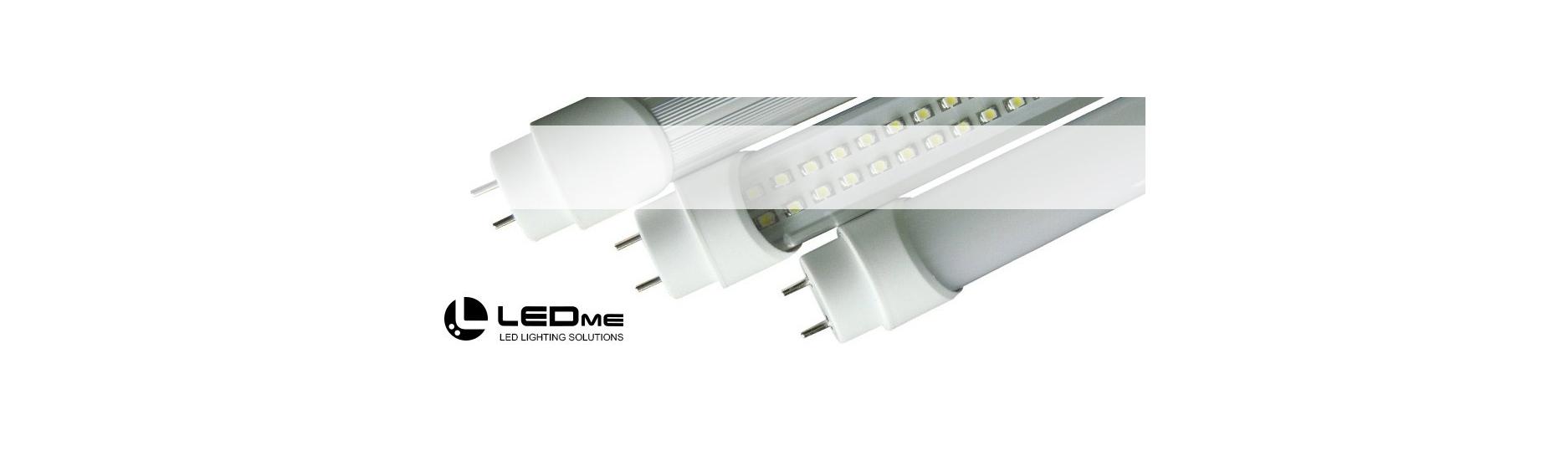 LED trubice a zářivky