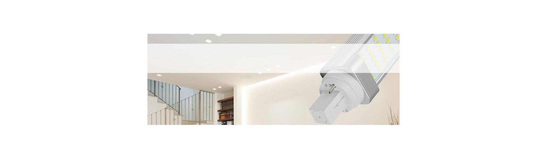LED žárovky G24