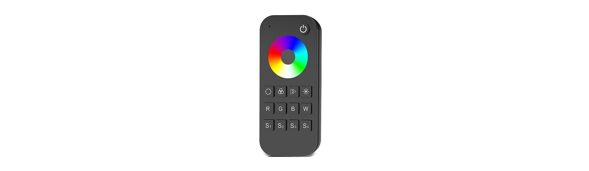 Dálkové ovládače pro LED pásky