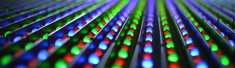 LED technologie - Kupředu