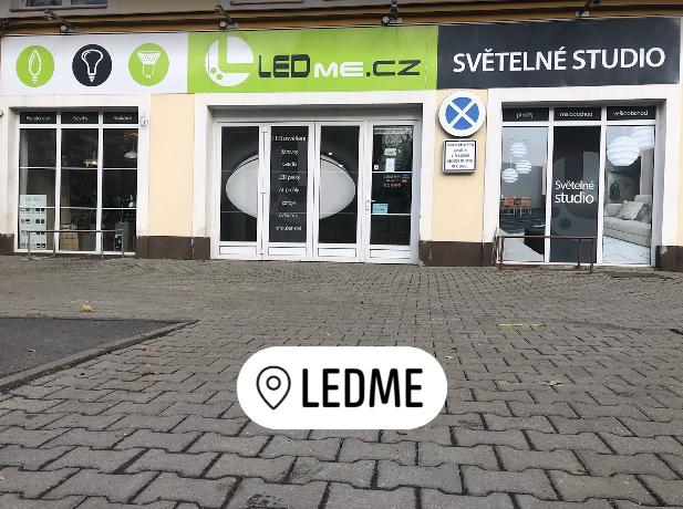LEDme - Opava