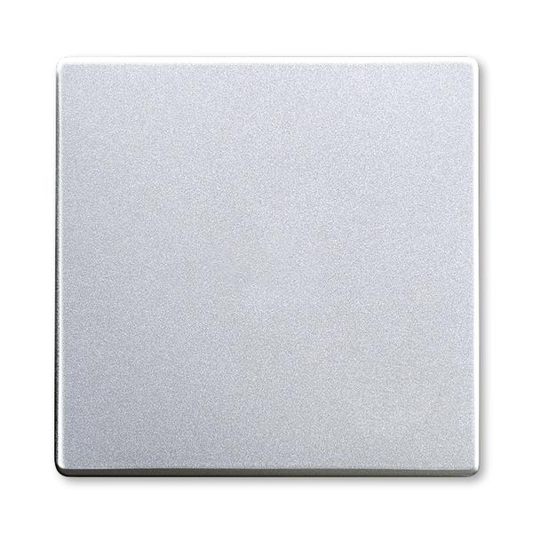 hliníková stříbrná